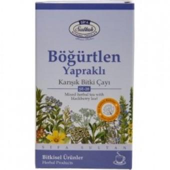 Böğürtlen Yapraklı Karışık Bitkisel Çay