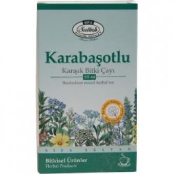 Karabaşotlu Karışık Bitki Çayı