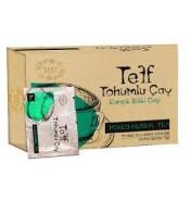 Teff Tohumlu Çay ( Teff Tohumlu Çay )  % 100 orjinal 30 Süzen Poşet 30 Günlük