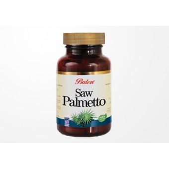 Saw Palmetto Ekstraktı Cüce Palmiye 500 mg 60 Kapsül