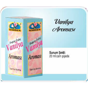 Vanilya Yağı   20 CC